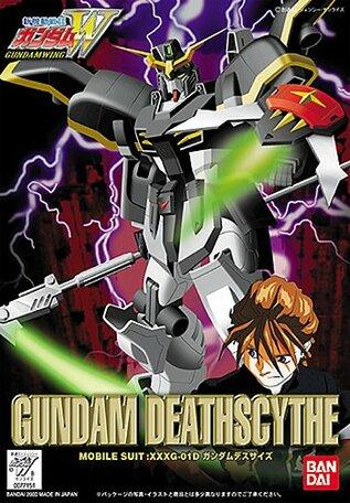 NGGW 1/144: XXXG-01D Gundam Deathscythe