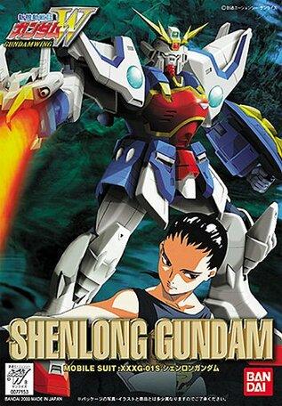 NGGW 1/144: XXXG-01S Shenlong Gundam