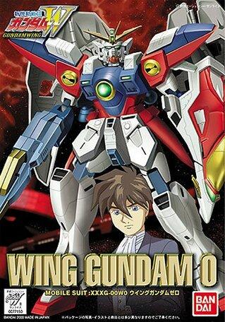 NGGW 1/144: XXXG-00W0 Wing Gundam 0
