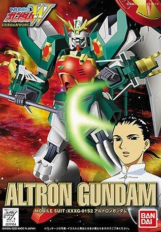 NGGW 1/144: XXXG-01S2 Altron Gundam