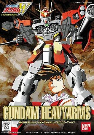 NGGW 1/144: XXXG-01H Gundam Heavyarms