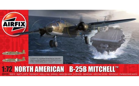 Airfix North American B25B Mitchell 1:72