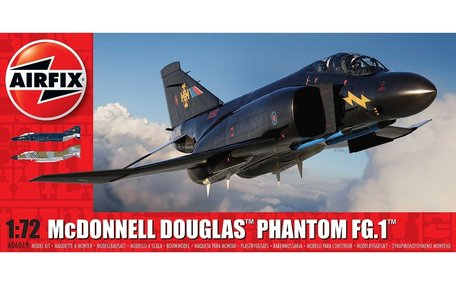 Airfix McDonnell Douglas Phantom FG.1 RAF 1:72