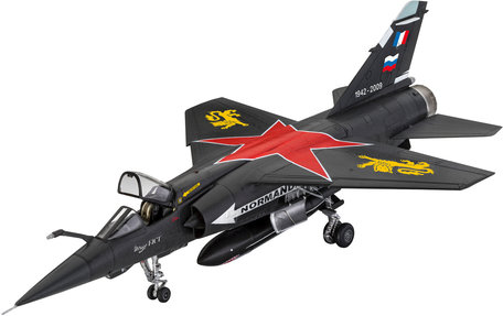 Revell Dassault Mirage F-1 C / CT 1:72