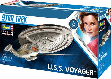 Revell Star Trek U.S.S. Voyager 1:670