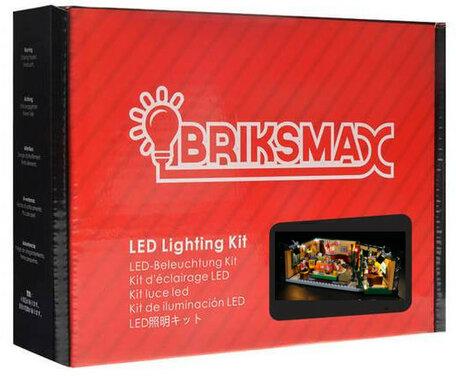 Verlichting voor LEGO 21319 Central Perk
