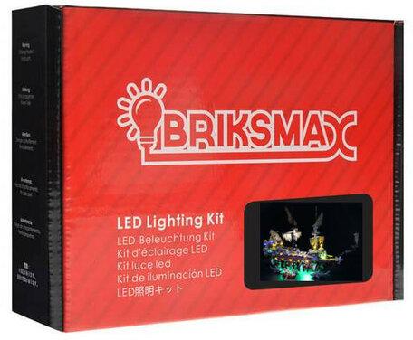 Verlichting voor LEGO 71042 Silent Mary