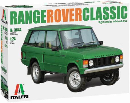 Italeri Range Rover Classic 1:24