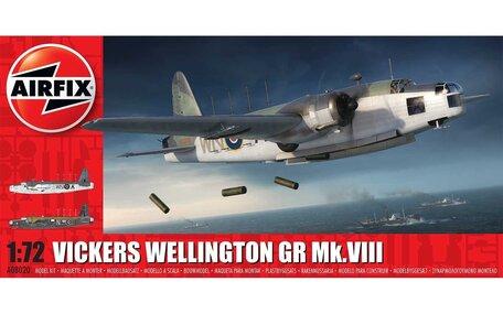 Airfix Vickers Wellington GR Mk.VIII 1:72