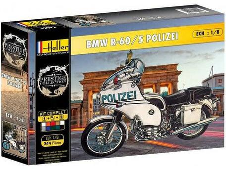 Heller BMW R-60/5 Polizei 1:8