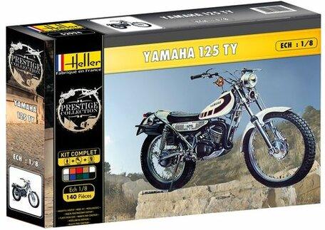 Heller Yamaha TY 125 1:8