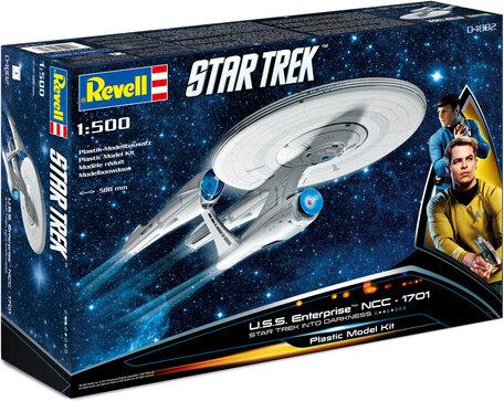 Revell USS Enterprise NCC 1701 1:500