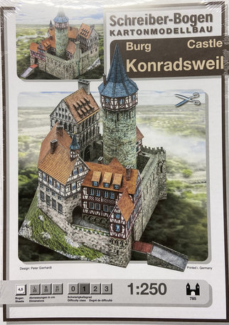 Schreiber Bogen Castle Konradsweil