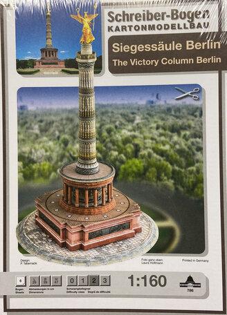 Schreiber Bogen The Victory Column Berlin