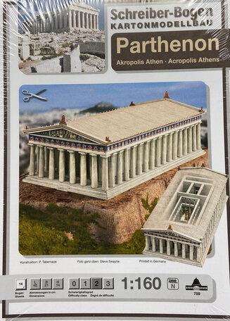 Schreiber Bogen Parthenon
