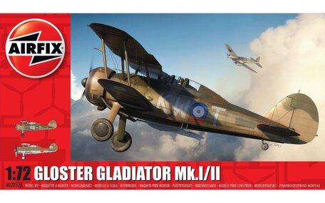 Airfix Gloster Gladiator Mk.I/Mk.II 1:72