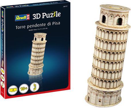 Revell 3D Puzzel The Leaning Tower of Pisa
