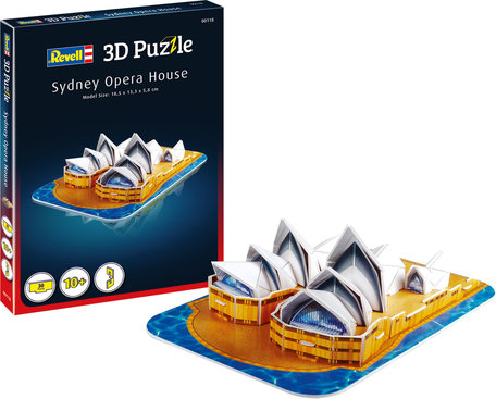Revell 3D Puzzel The Sydney Opera House