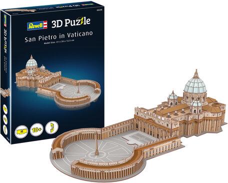 Revell 3D Puzzel San Pietro in Vaticano