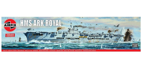 Airfix HMS Ark Royal 1:600