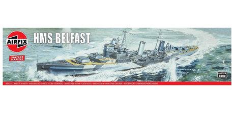 Airfix HMS Belfast 1:600