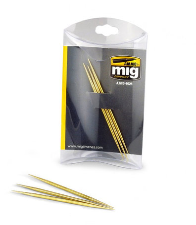 AMMO Brass Toothpicks