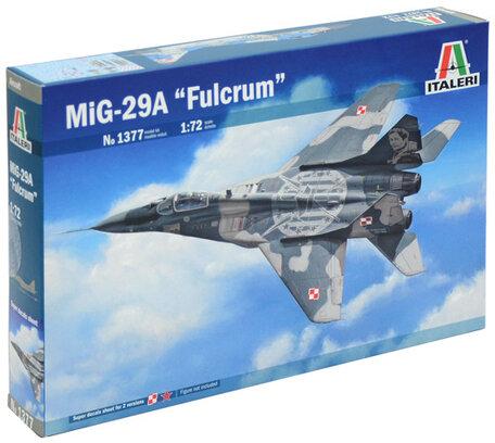Italeri MiG-29A Fulcrum 1:72