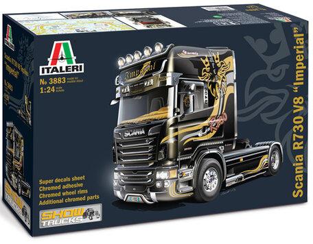 Italeri Scania R730 V8 Imperial 1:24