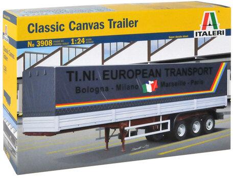 Italeri Classic Canvas Trailer 1:24