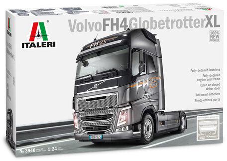 Italeri Volvo FH4 Globetrotter XL 1:24
