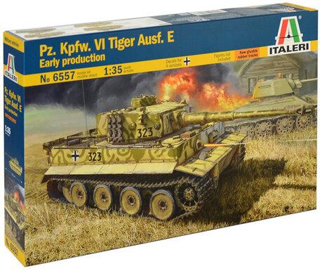 Italeri Pz.Kpfw.VI Tiger Ausf. E 1:35