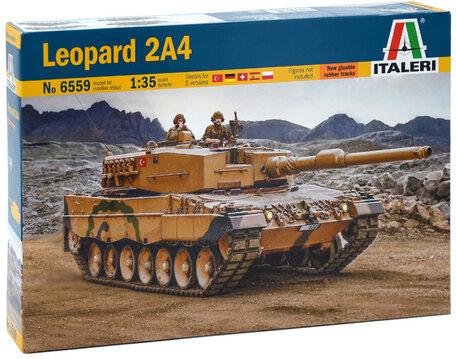 Italeri Leopard 2A4 1:35
