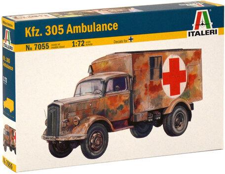 Italeri Kfz. 305 Ambulance 1:72