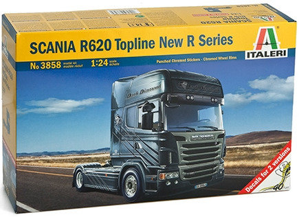 Italeri Scania R620 Topline New R Series 1:24