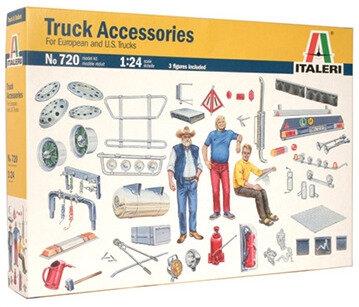 Italeri Truck Accessoires Set I 1:24