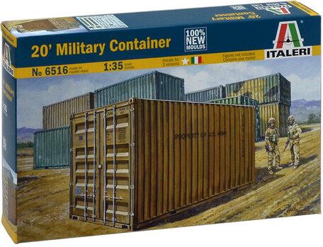 Italeri 20' Military Container 1:35
