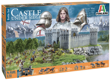 Italeri Castle Under Siege 1:72