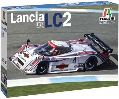 Italeri Lancia LC2 1:24