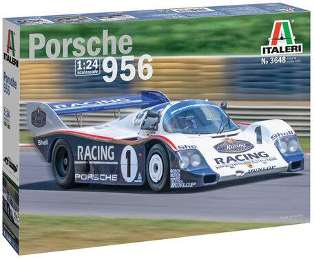 Italeri Porsche 956 1:24