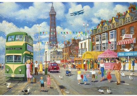 Gibsons Blackpool Promenade (500)