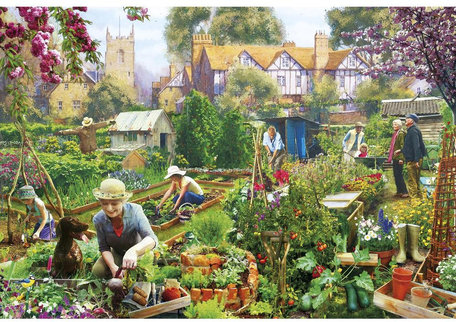 Gibsons Green Fingers (500)