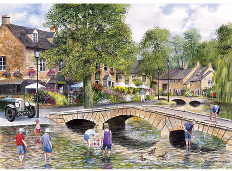 Gibsons Bourton on the Water (1000)