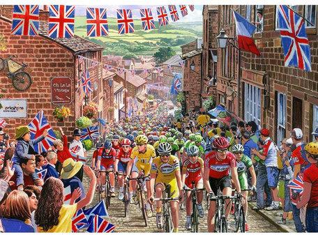 Gibsons Le Tour de Yorkshire (1000)