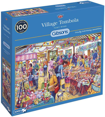 Gibsons Village Tombola (1000)
