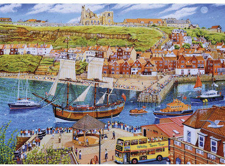 Gibsons Endeavour, Whitby (1000)