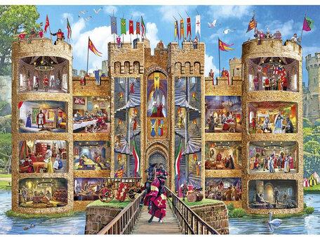 Gibsons Castle Cutaway (1000)