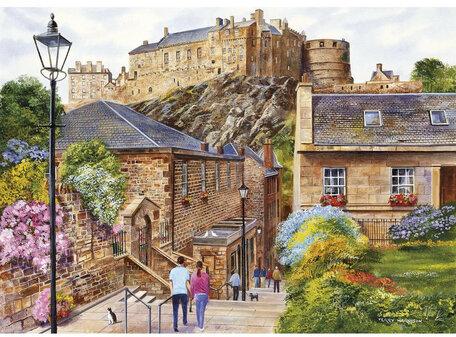 Gibsons Edinburgh - The Vennel (1000)