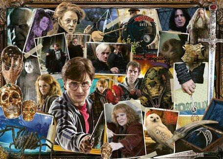 Ravensburger Harry Potter tegen Voldemort (1000)