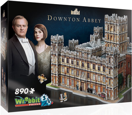Wrebbit Downton Abbey