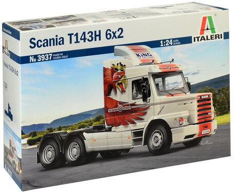 Italeri Scania T143H 6x2 1:24